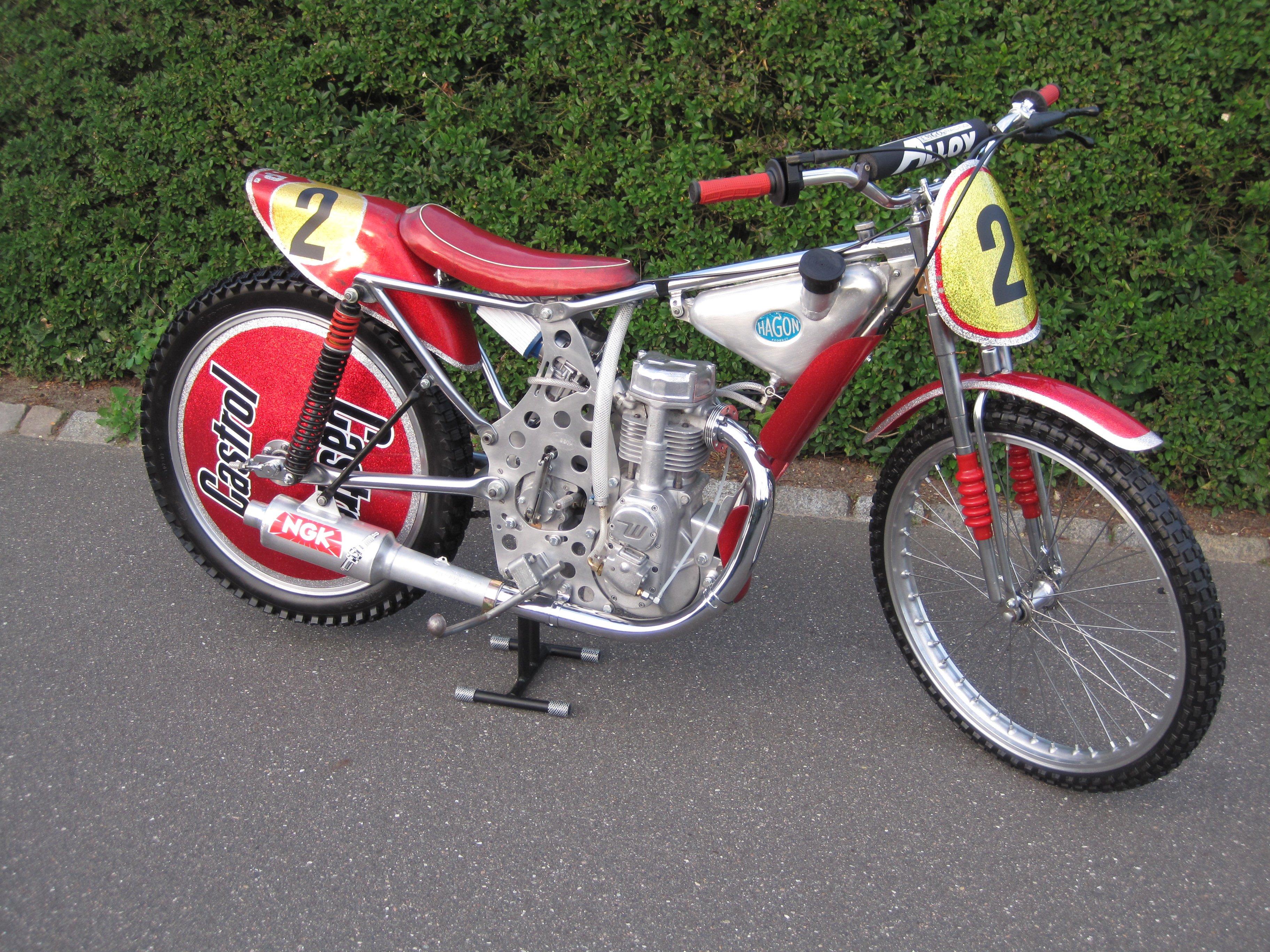 Speedway Motorcycle Racing Bikes: Bikes Page 6