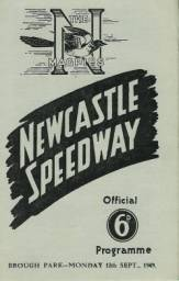 Newcastle Programme 1950, The Magpies